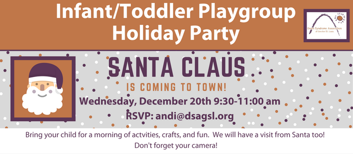 Web banner- PlaygroupHoliday Party